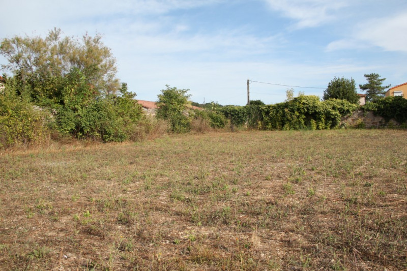 Sale site Authezat 89 300€ - Picture 1