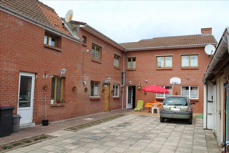 Sale house / villa Montigny en gohelle 240350€ - Picture 1
