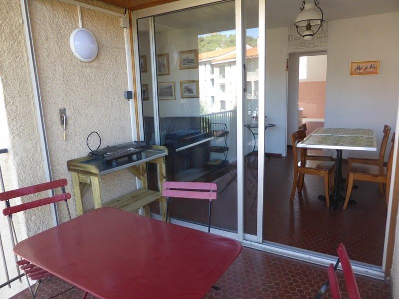 Alquiler vacaciones  apartamento Collioure 367€ - Fotografía 7
