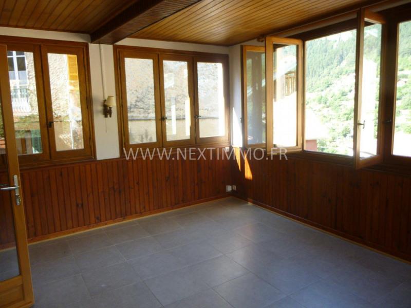 Rental apartment Saint-martin-vésubie 540€ CC - Picture 1