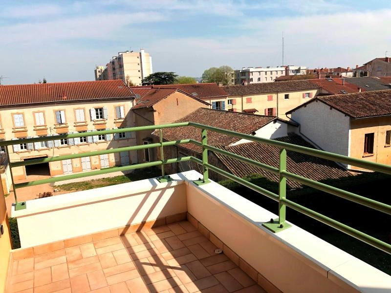 Location appartement Villefranche sur saone 782€ CC - Photo 3
