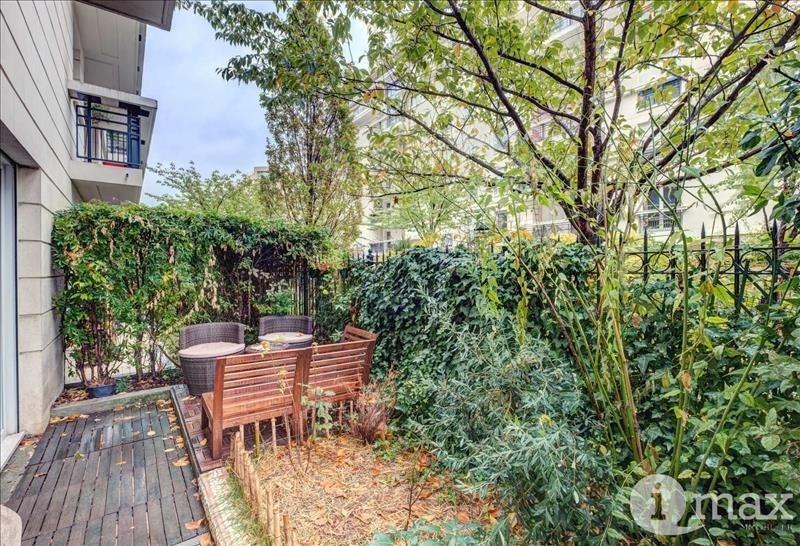 Sale apartment Courbevoie 367000€ - Picture 2