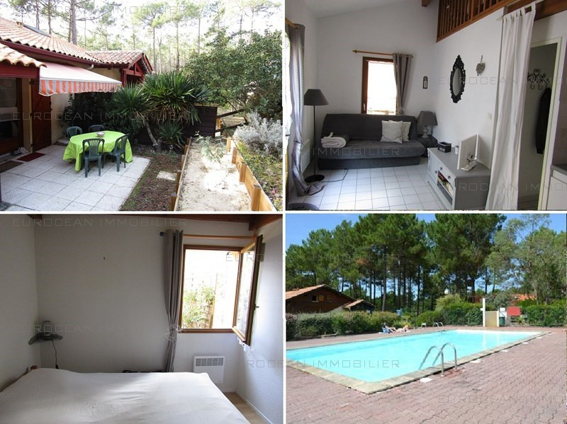 Vacation rental house / villa Lacanau ocean 257€ - Picture 1