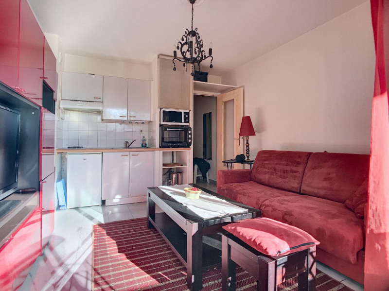 Vendita appartamento Cagnes sur mer 165000€ - Fotografia 3