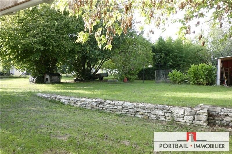 Vente maison / villa Donnezac 126000€ - Photo 1