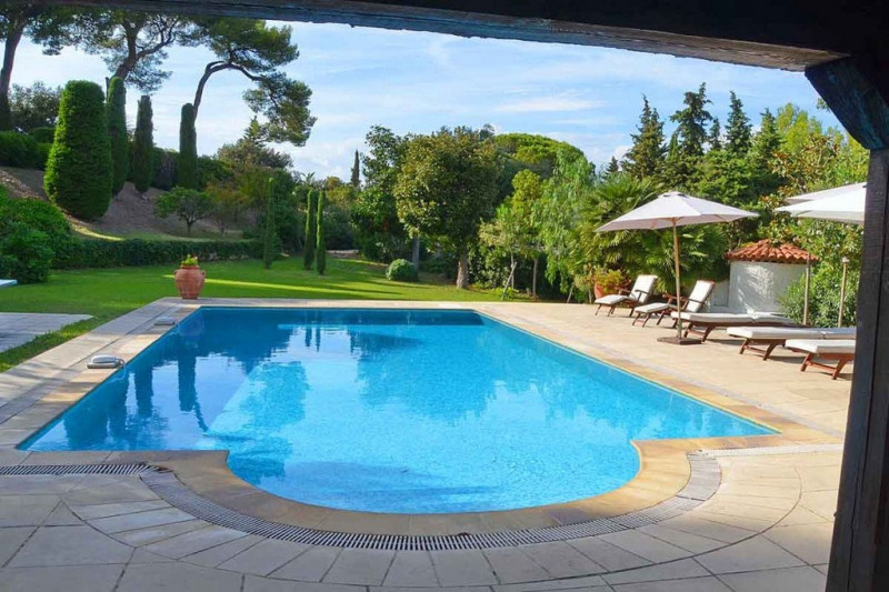 Deluxe sale house / villa Cap d'antibes - Picture 7