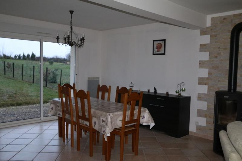 Vendita casa Pezou 162750€ - Fotografia 3