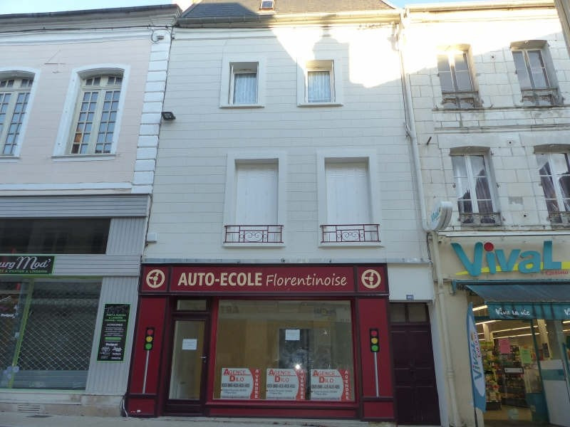 Investment property building St florentin 96000€ - Picture 2