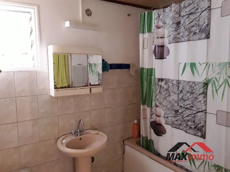 Vente maison / villa St benoit 118000€ - Photo 5