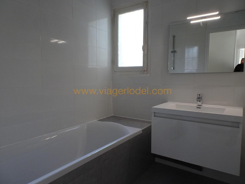 Life annuity apartment Montpellier 72 500€ - Picture 5