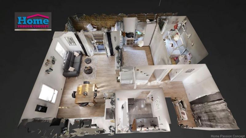 Vente appartement Nanterre 358000€ - Photo 8