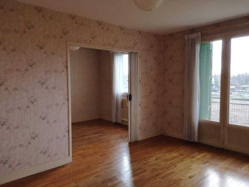 Vente appartement Cusset 49500€ - Photo 1