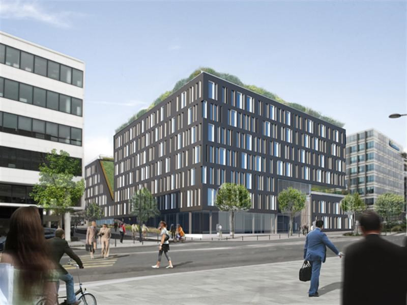 Location bureau Massy 320820€ HC - Photo 1