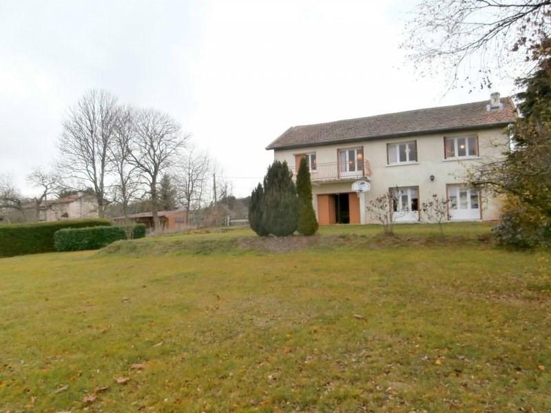 Vente maison / villa Roche en regnier 107000€ - Photo 1