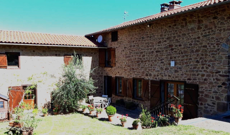 Vente maison / villa Bourg-de-thizy 278000€ - Photo 1