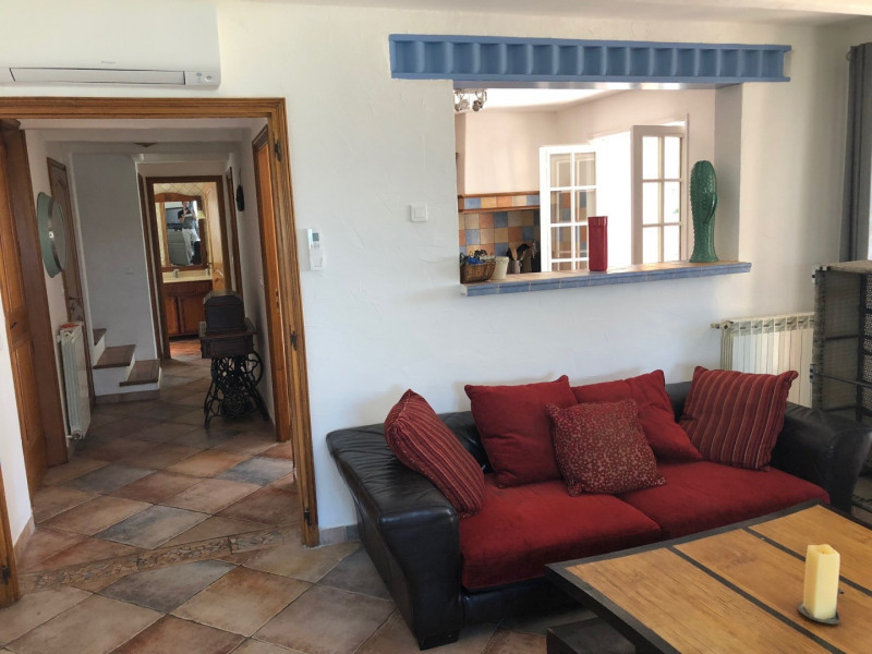 Location vacances maison / villa Les issambres 1 520€ - Photo 5