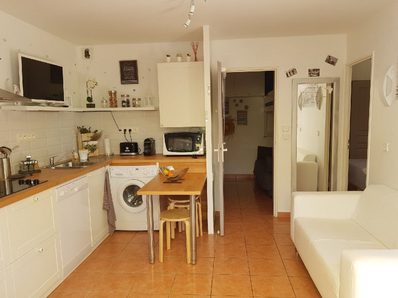 Vacation rental apartment Les issambres 525€ - Picture 3