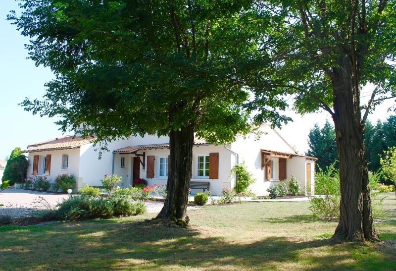 Vente maison / villa Saucats 540000€ - Photo 4