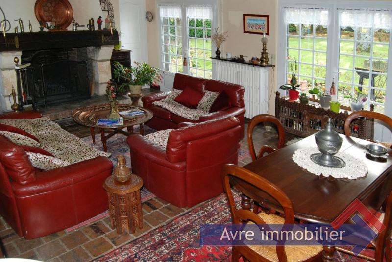 Vente maison / villa Verneuil d'avre et d'iton 211000€ - Photo 2