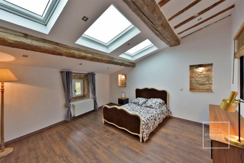 Vente maison / villa Saint didier au mont d or 480000€ - Photo 8