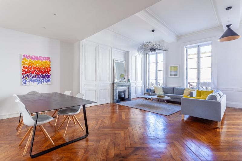 Superbe appartement Edgar Quinet 130 m²