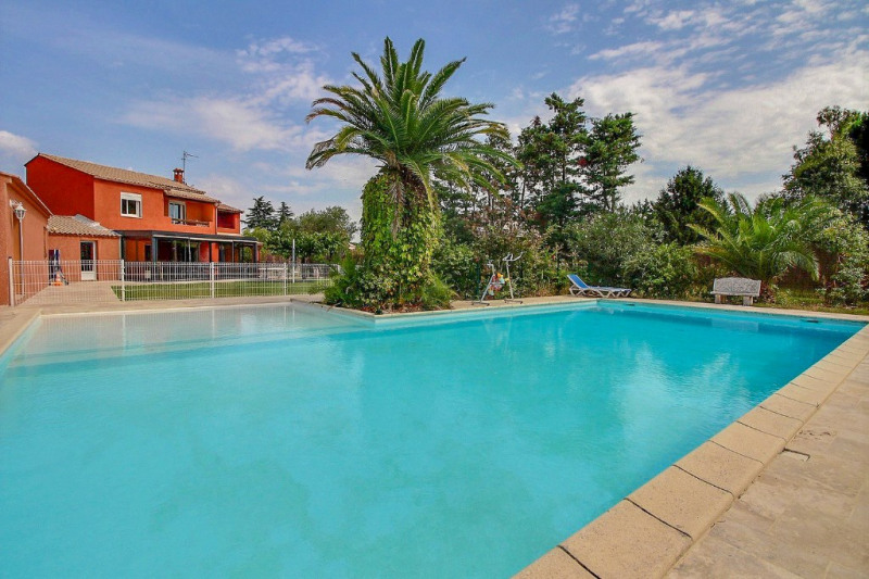 Vente maison / villa Bouillargues 537000€ - Photo 1