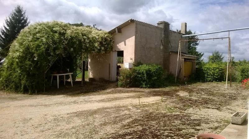 Vente maison / villa Les gours 76000€ - Photo 2