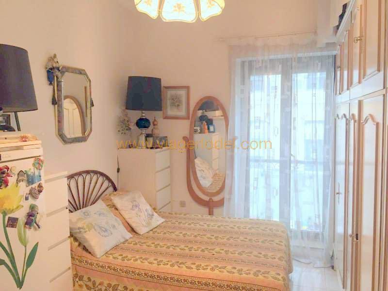 Vendita nell' vitalizio di vita appartamento Nice 80000€ - Fotografia 5