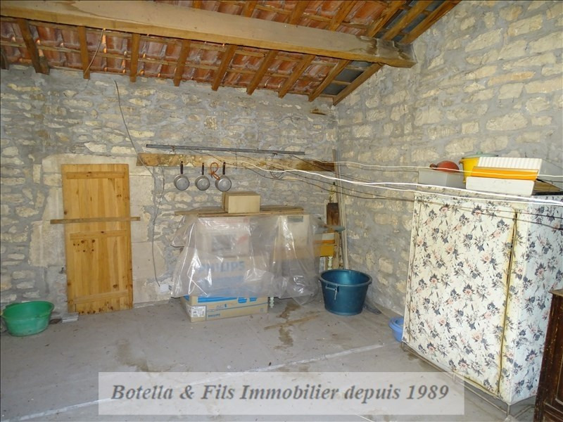 Vente maison / villa Barjac 125 000€ - Photo 8