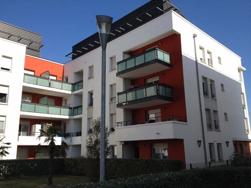 Rental apartment Toulouse 524€ CC - Picture 1