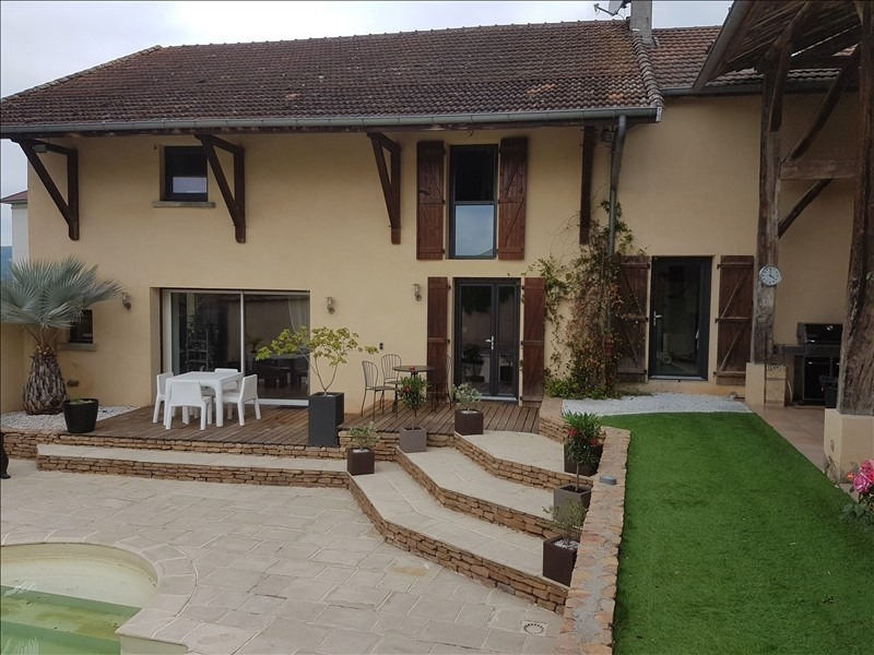 Sale house / villa St chef 362 000€ - Picture 3