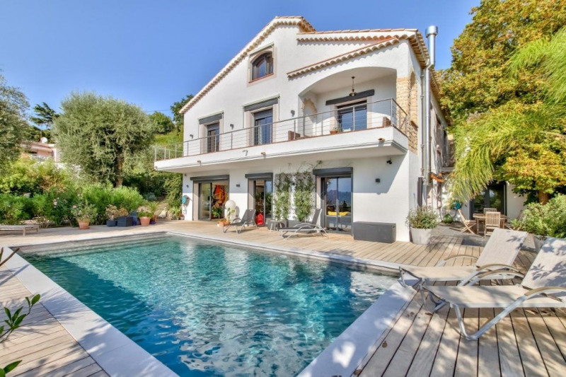 Deluxe sale house / villa Nice 1490000€ - Picture 3