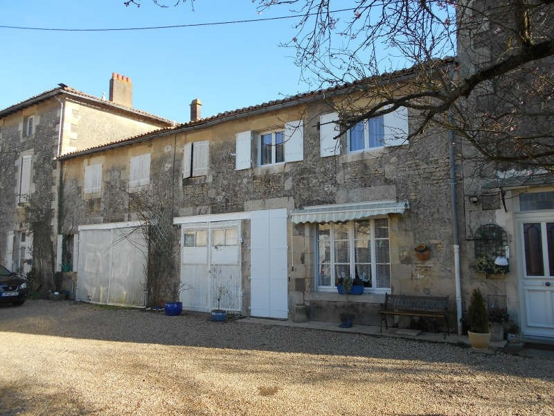 Vente maison / villa Cherveux 141 000€ - Photo 1