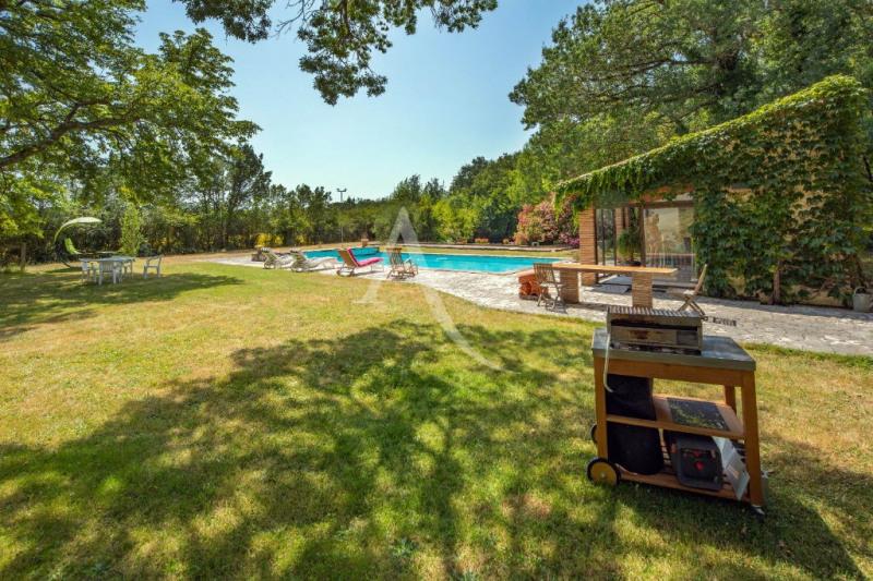 Deluxe sale house / villa La salvetat saint gilles 890000€ - Picture 10