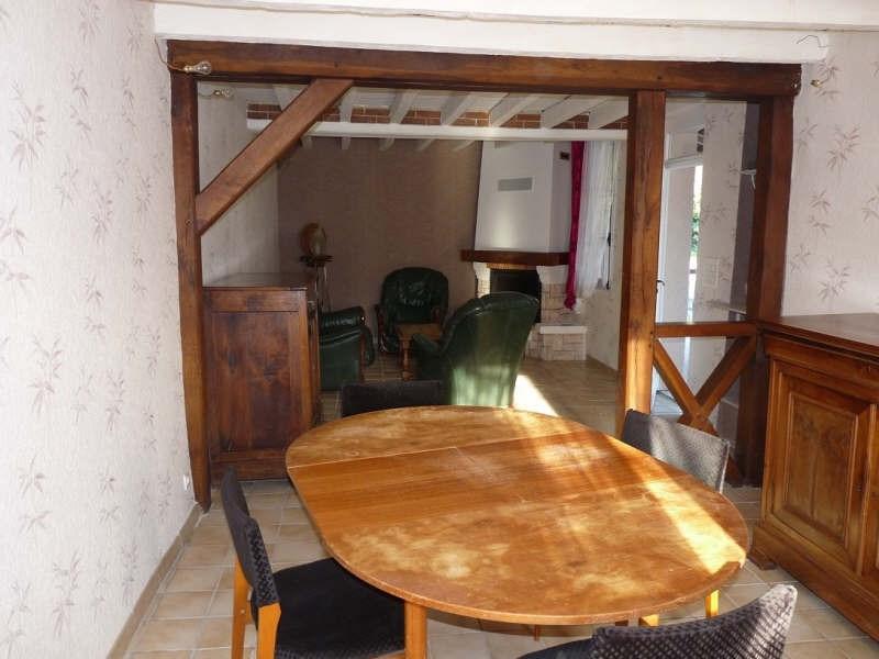 Sale house / villa Menetreol sur sauldre 135000€ - Picture 1