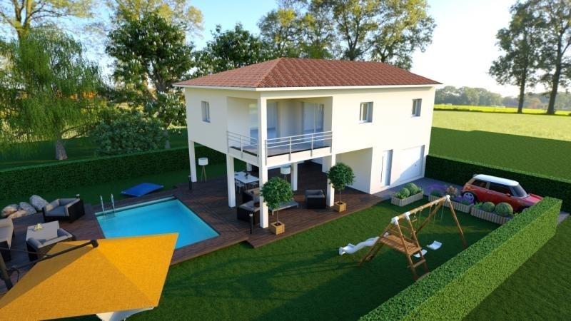 Sale house / villa Torreilles 374000€ - Picture 1