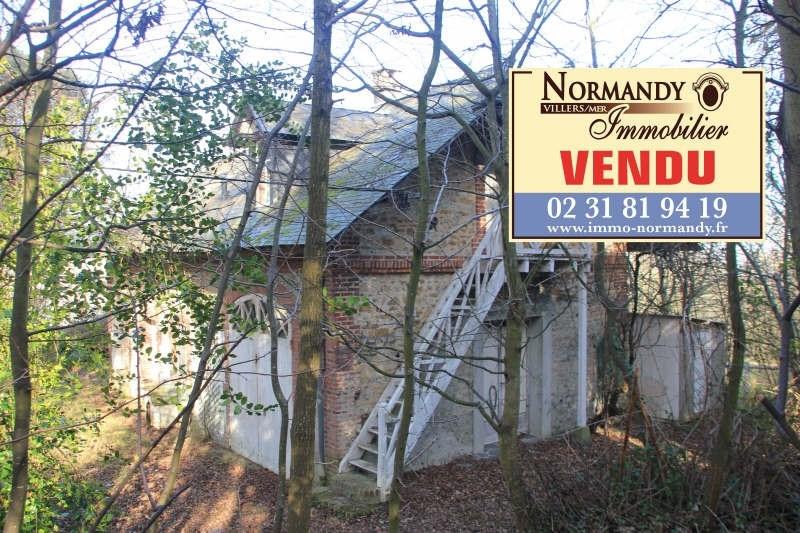 Deluxe sale house / villa Villers sur mer 630000€ - Picture 1