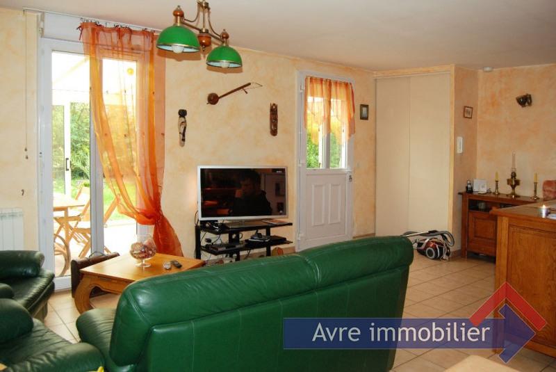 Vente maison / villa Verneuil d'avre et d'iton 165000€ - Photo 3