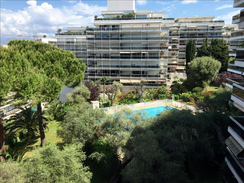 Sale apartment Juan les pins 249 000€ - Picture 1