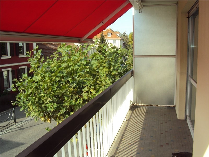 Vente appartement Riedisheim 159 000€ - Photo 1