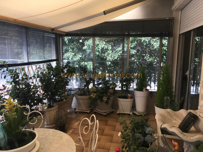 Viager appartement Nice 83 000€ - Photo 1