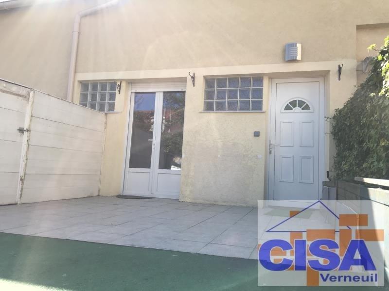 Sale apartment Nogent sur oise 110000€ - Picture 1