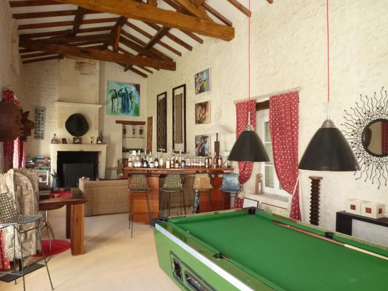 Venta  casa Cherves richemont 780000€ - Fotografía 10