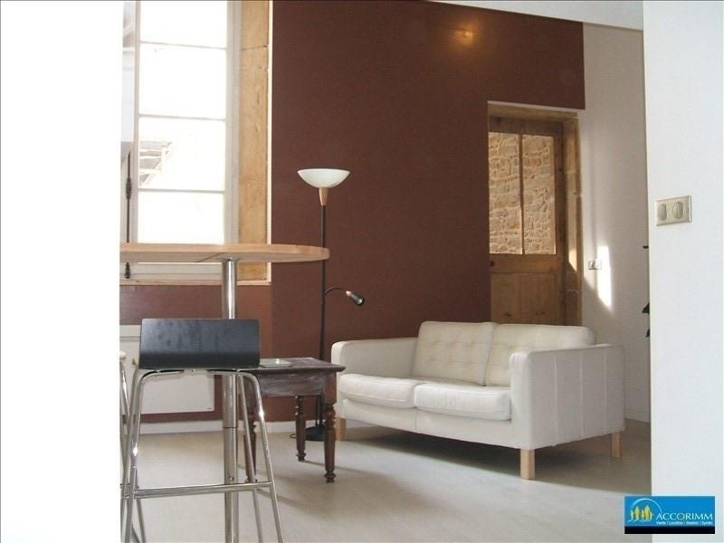 Rental apartment Lyon 1er 1150€ CC - Picture 1