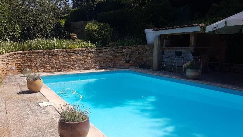 Vente maison / villa Liergues 515 000€ - Photo 2