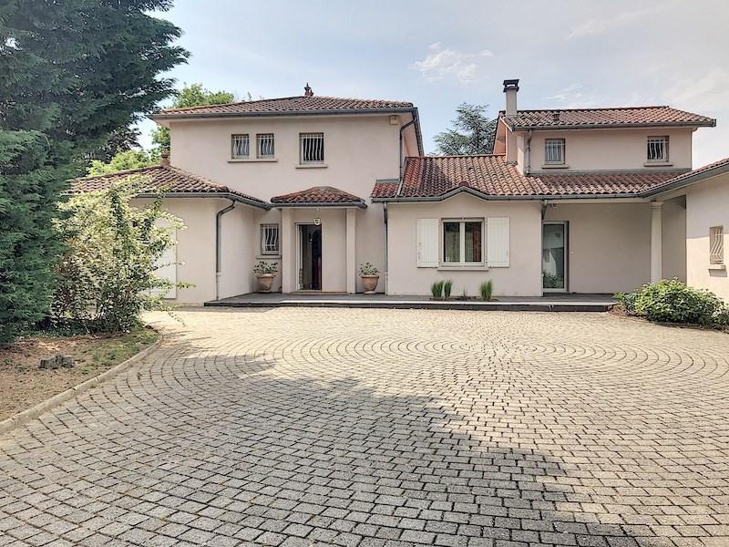 Vente maison / villa Chasselay 890000€ - Photo 7