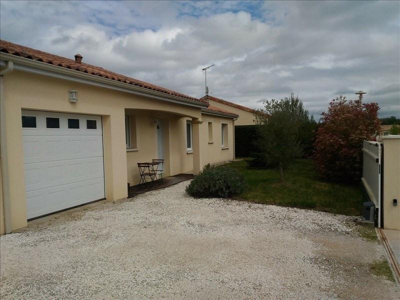 Location maison / villa St julien l ars 840€ CC - Photo 1