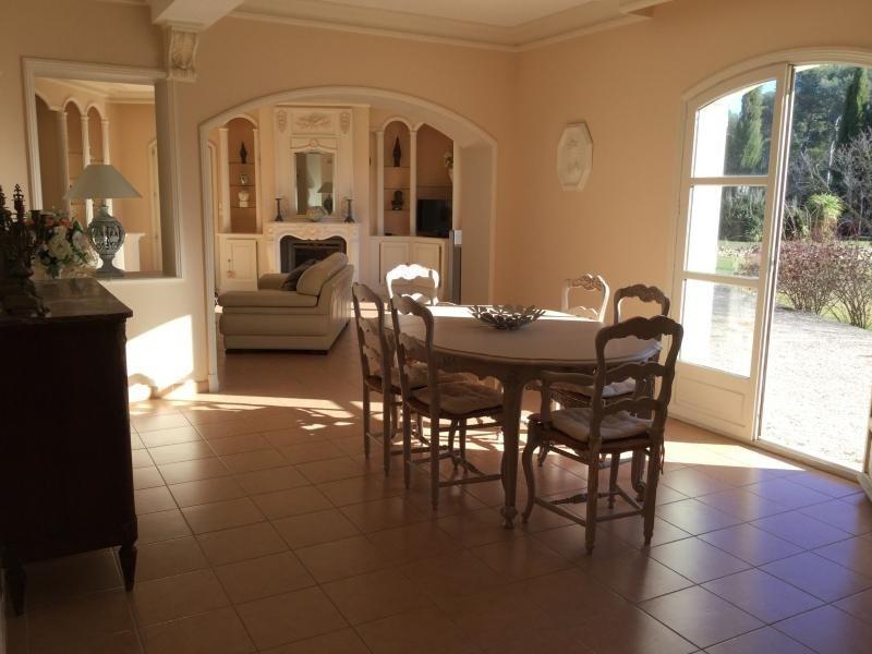 Vente de prestige maison / villa Lambesc 740000€ - Photo 4
