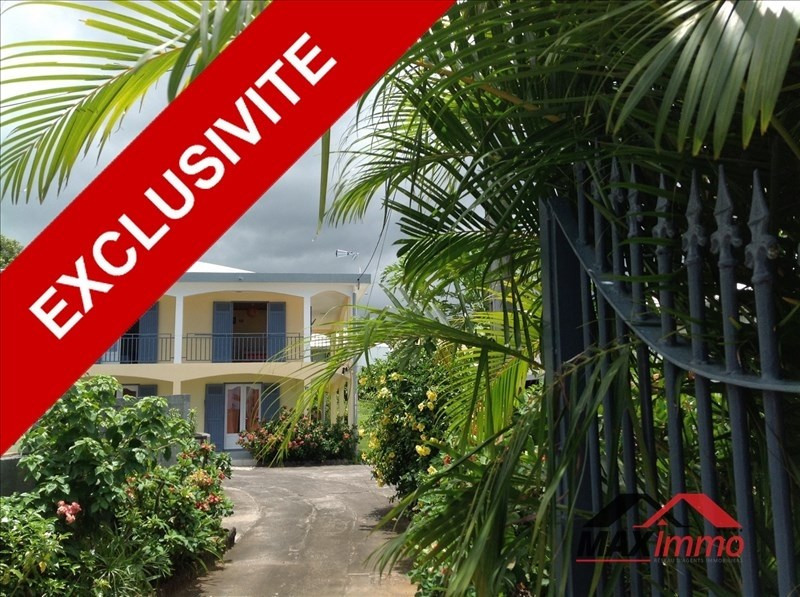 Vente maison / villa St joseph 410000€ - Photo 1