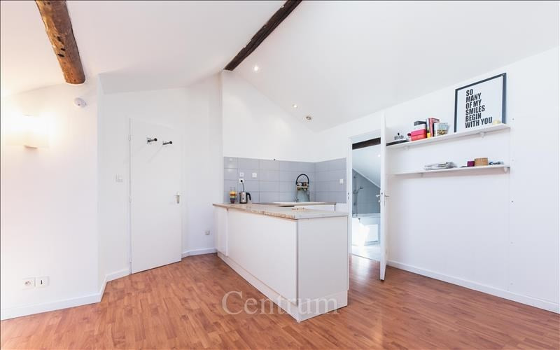 Vente appartement Metz 89000€ - Photo 2